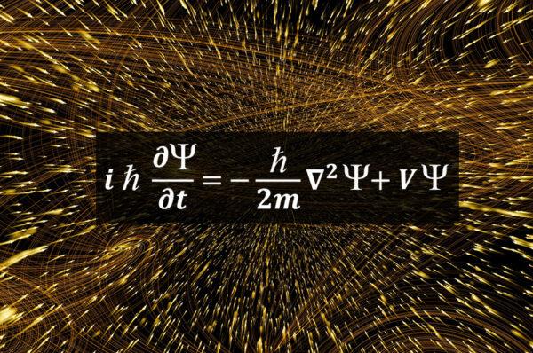 كيف حصل شرودينغر على معادلته الشهيرة ؟