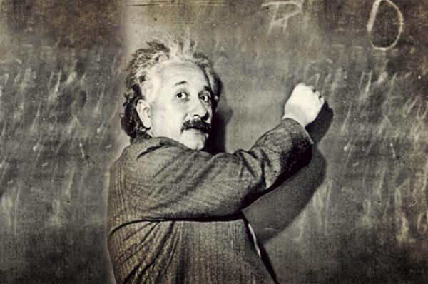 ما سر سرعة الضوء في معادلة اينشتاين ؟