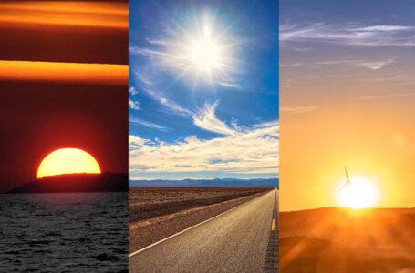 لماذا السماء زرقاء ولماذا تبدو حمراء عند الشروق والغروب؟